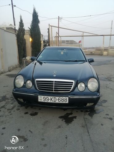 Mercedes-Benz 240 2.4 l. 2000 | 261000 km