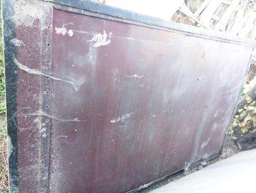 Прожаю ворота в гараж утепленные  без в Бишкек