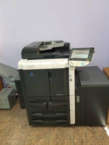 Продаю черно белую печатную машину в Бишкек