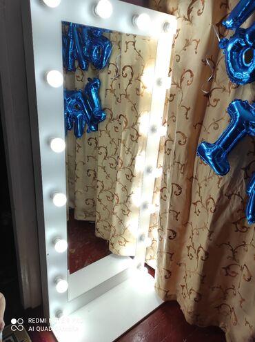 зеркало в комнате в Кыргызстан: Зеркала
