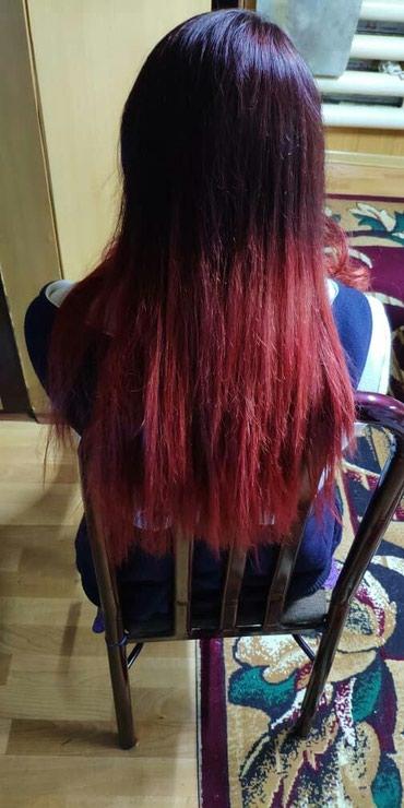 загуститель для волос caboki в Кыргызстан: Покраска волос