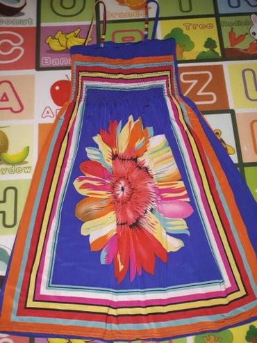 Haljine - Ub: Jako prijatna haljina veselih boja,odlicna za letnje dane,odgovara
