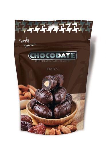 Продаю финики в шоколаде с миндалём!