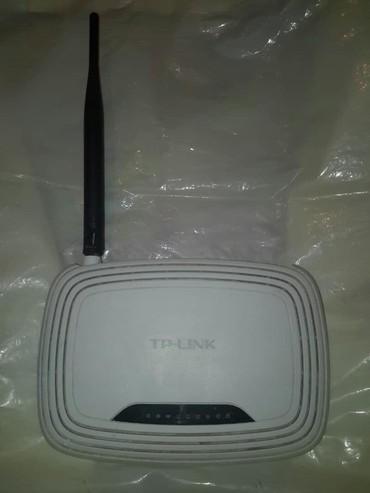 Продается wi fi роутер TP LINK 740 до 150 мб в хорошем состоянии в Бишкек
