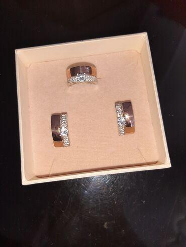 Украшения - Лебединовка: Не подошёл размер кольца серебро с покрытием золота