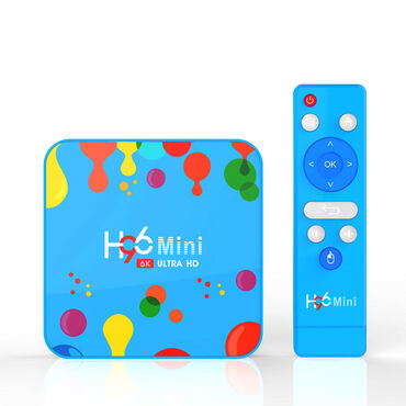 "Smart TV Box ""H96 Mini""H96 Mini ( H 96 Mini ) smart tv box ( android"
