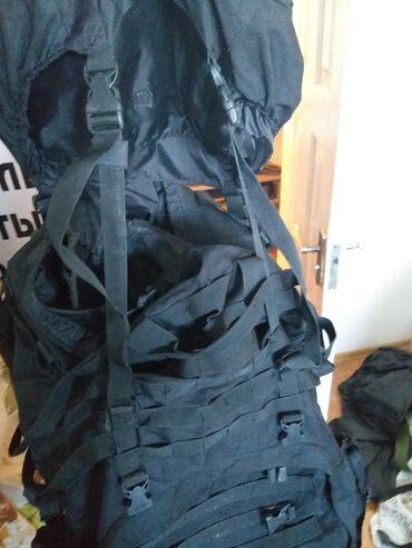 Продаю Б/У рюкзаки походные 100 литров в количестве 8шт.цена договорн