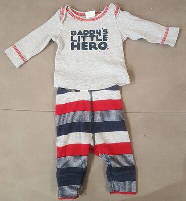 Garderoba - Srbija: Bebi garderoba, za dečaka, od rođenja do 3 meseca ili više, u