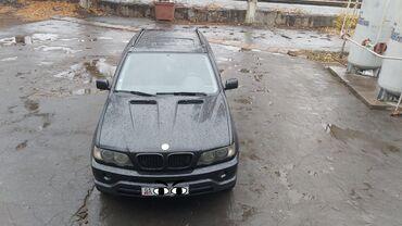 BMW X5 3 л. 2001