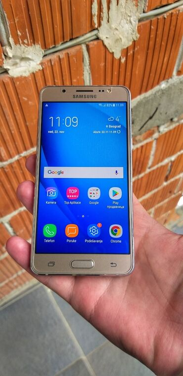 Bmw 5 серия 525d steptronic - Srbija: Upotrebljen Samsung Galaxy J5 2016 16 GB zlatni