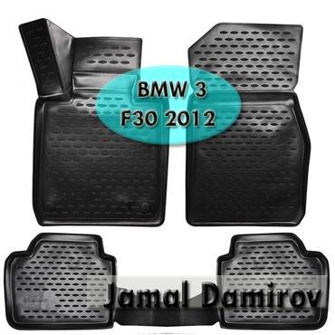 Bakı şəhərində BMW 3 F30 2012 üçün poliuretan ayaqaltılar.
