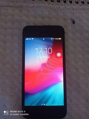 apple iphone se - Azərbaycan: Yeni iPhone SE 16 GB Boz (Space Gray)