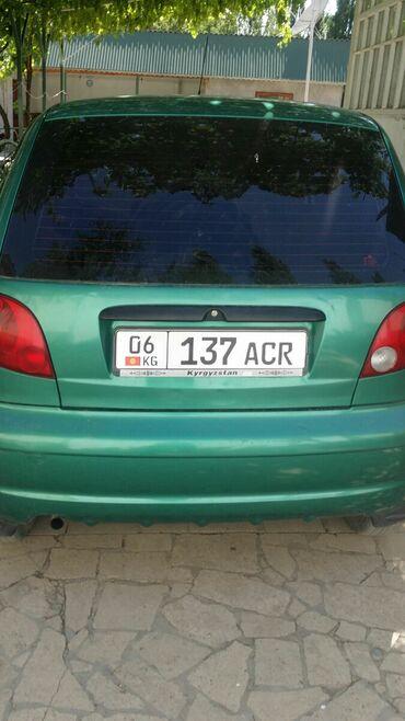 Daewoo Matiz 0.8 л. 2004   135000 км