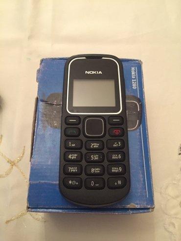 Bakı şəhərində Nokia 1280. Tezeliyinnen mendedi, qeydiyyat olunub, seliqeli iwlenib,