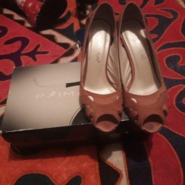 Женские туфли с открытым в Бишкек
