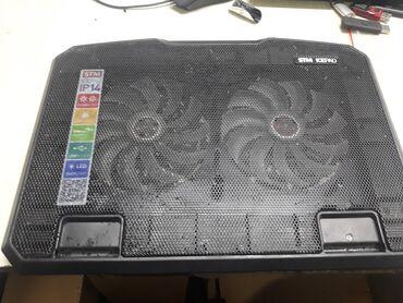 Охлаждение для ноутбука  Состояние отличное  Цена 1000сом
