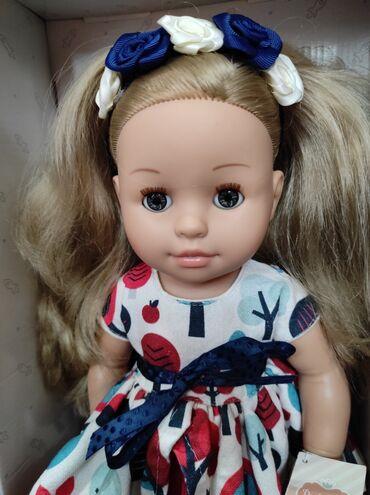платье халат на запах в Кыргызстан: Кукла Эмма от Paola Reina,производство Испания, Паола Рейна