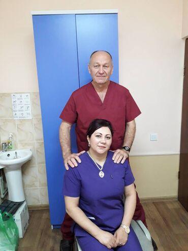 медицинские услуги на дому в Кыргызстан: Лечение позвоночника Президент центра мануальной терапии Ткаченко