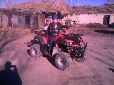 квадроцикл 150 кубов   в Баткен