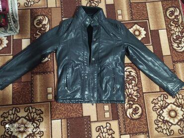 Личные вещи - Чолпон-Ата: Кожаный куртка (цена 1500)
