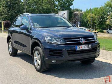 Volkswagen Touareg 3 l. 2011 | 204000 km