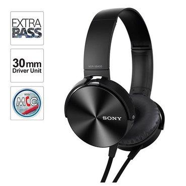 Bakı şəhərində Sony extra bass sunurlu qulaqliqlar. nausnik. qulaqciq. istifadecinin