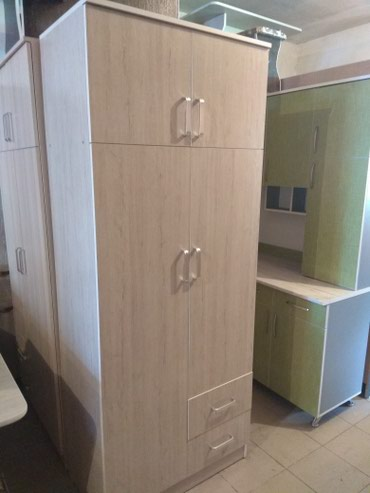 торги офисная мебель в Кыргызстан: Сделаю новый корпусной мебел кух гор шкаф Шифонер любой сложности