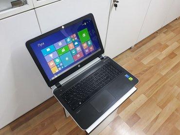 Bakı şəhərində HP CORE I7 5500/RAM 8GB/NVIDA 4GB/HDD 1TBNoutbuk yaxsi