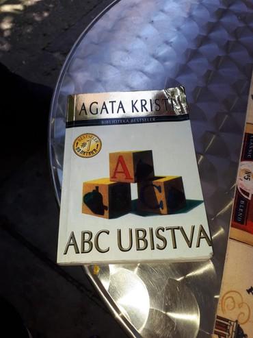 Agata Kristi  ABC ubistva Politika Narodna knjiga 2006, - Belgrade