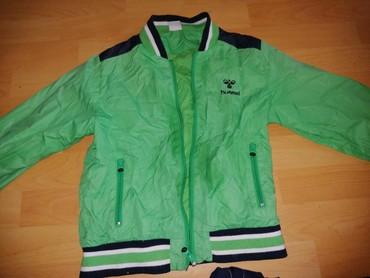 Dečije jakne i kaputi | Uzice: Humel jaknica, kao nova. Tanka. 140 velicina