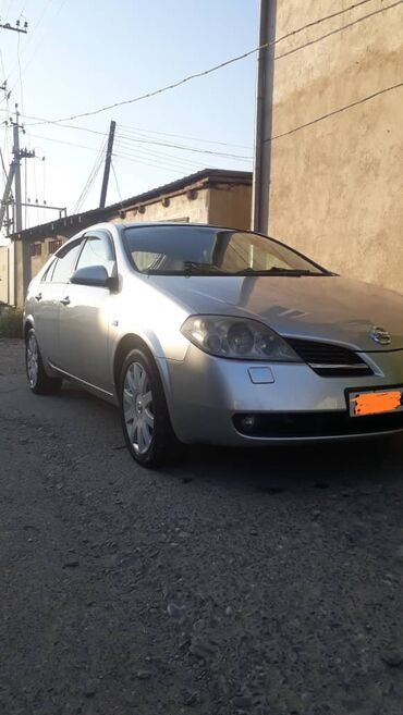Автомобили - Сузак: Nissan Primera 2 л. 2005 | 161000 км