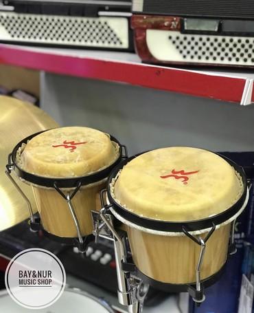Барабаны в Кыргызстан: Бонго