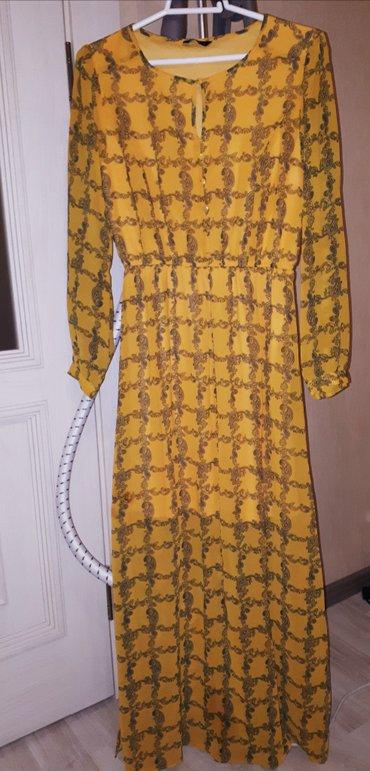 Новое платье в пол, 36/38 размер! Покупалось в Дубай (ОАЭ). в Бишкек