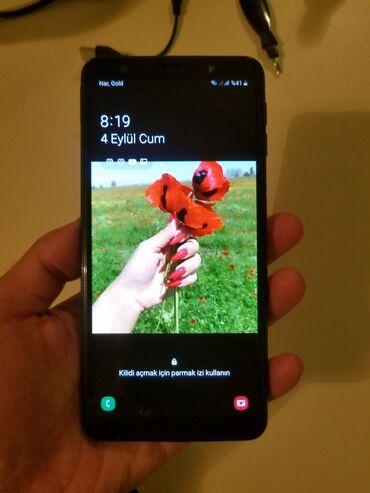 İşlənmiş Samsung A7 64 GB qara