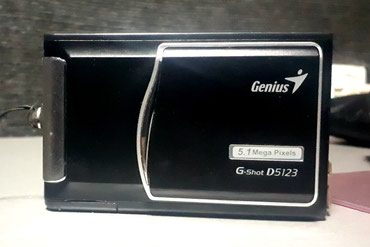 Genius G-Shot D5123 в Джалал-Абад