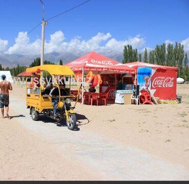в-аренду-магазин в Кыргызстан: Сдаются в аренду павильоны на берегу Иссык Куля . Два павильона в
