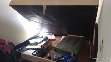 Спальный кровать срочно продаю в Лебединовка