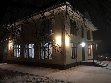 Недвижимость - Таш-Мойнок: 300 кв. м 6 комнат, Гараж, Утепленный, Теплый пол