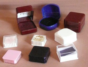 Шкатулки - Кыргызстан: Коробочки для ювелирных изделий, разные 10 шт цена за все