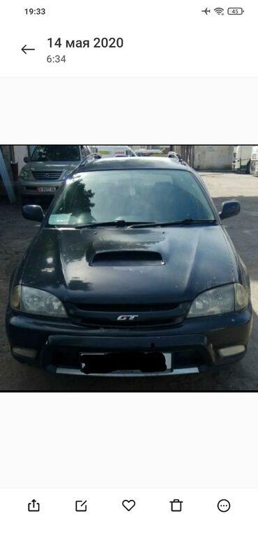 Toyota Caldina 2 л. 2001   200000 км