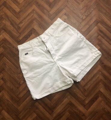 шорти в Кыргызстан: Джинсовые шорты 48 размер, обмен