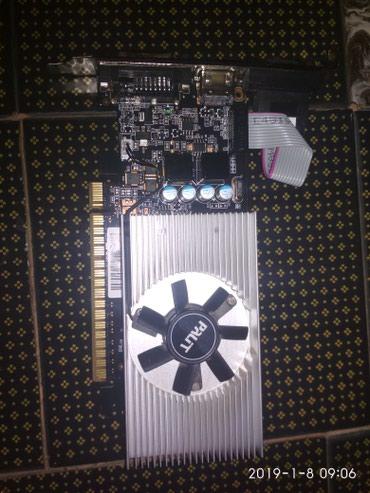 видео карта алам в Кыргызстан: Видео карта GeForce GT730 2gb GDDR5 64bit vga dvi hdmi видео карта