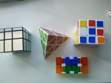 Детский мир - Кемин: Кубики рубики Всего за 650 сомов
