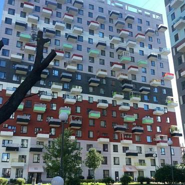 Coxmertebeli binanin qorunmasina cevik ve isinde ciddi nezaretci в Баку
