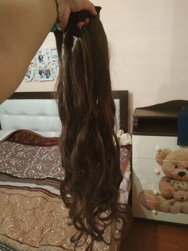 Срочно продаются Терм натуральные волосы на заколочках! Можно стричь