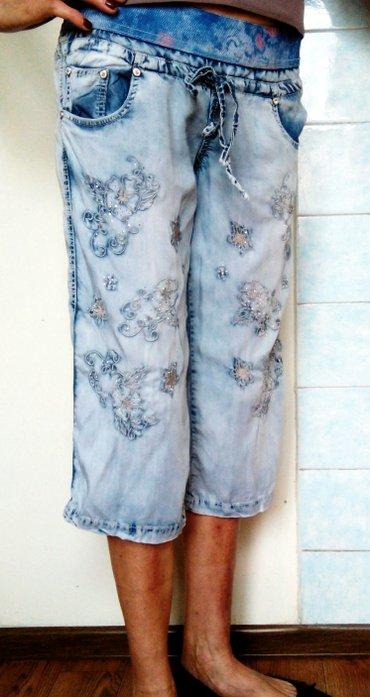 odejda в Кыргызстан: Продам легкие укороченные штаны (бриджи). размер: 29-30, m-l. имеются