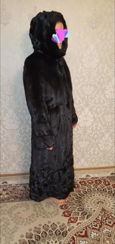 шикарная норковая шуба в Кыргызстан: Шикарная норковая шуба. Производство Греция. Мех высшего качества