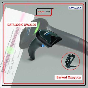 Datalogic QW2100 masaüstü barkod oxuyucu olaraq daha populyar bir