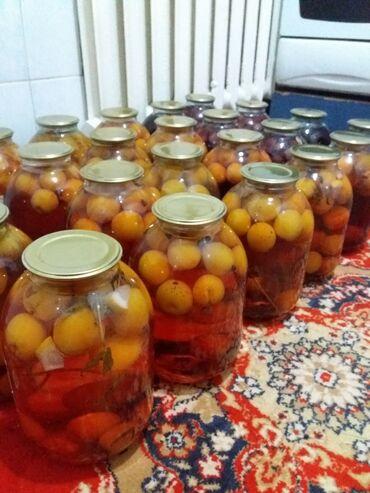 jelitnyj zelenyj kofe в Кыргызстан: Компоты