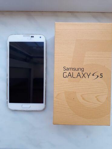Samsung galaxy s5 16gbTelefon originaldi Temirde olmayibYaxsi
